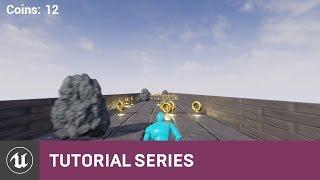 Endless Runner: Adding Pickup Items | 04 | v4 7 Tutorial Series