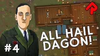 Holding Sermons & Worshipping Dagon! | Let's play RimWorld Call of