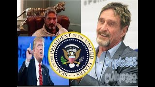 John Mcafee – The time is coming