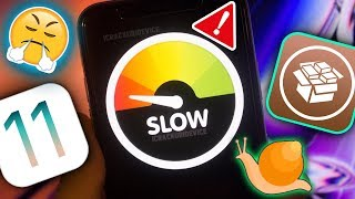 Does Jailbreaking SLOW Down your iPhone?! Electra 11 3 1 vs
