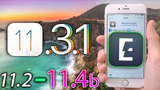 Jailbreak iOS 11 3 1 & 11 4 b3 Enable Electra + Cydia EVERY